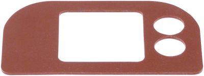 τσιμούχα για ø καπακιού καυστήρα 85mm σιλικόνη κατάλληλο για καυστήρας 3,5kW