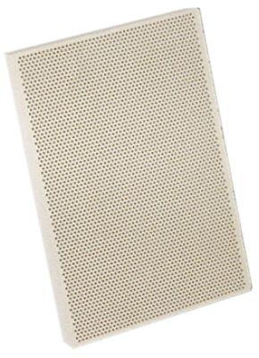 κεραμική πλάκα Μ 134mm W 96mm H 13mm με νήμα κεραμικών ινών