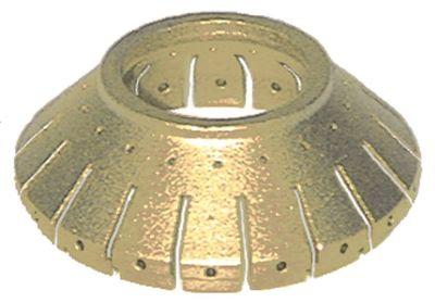 δαχτυλίδι καυστήρα C  για ø καπακιού καυστήρα 60mm