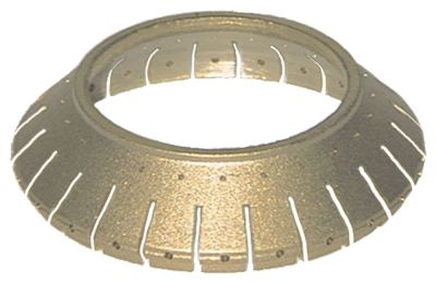 δαχτυλίδι καυστήρα D  για ø καπακιού καυστήρα 80mm