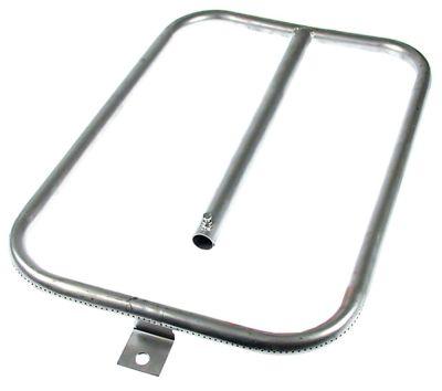 καυστήρας στρόγγυλος Μ 550mm W 340mm για φούρνο