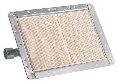 καυστήρας κεραμικός Μ 220mm W 162mm εύρος πυροδότησης 182x133 mm