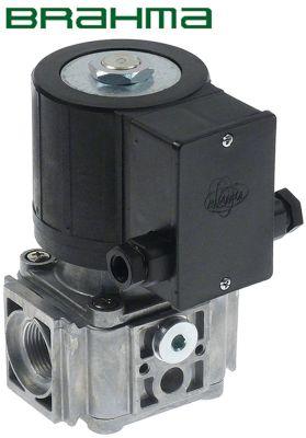 ηλεκτρομαγνητική βαλβίδα 230VAC  DN 25mm σύνδεσμος 3/4