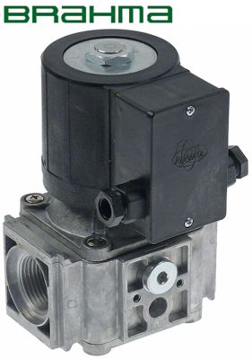 ηλεκτρομαγνητική βαλβίδα 230VAC  DN 30mm σύνδεσμος 1