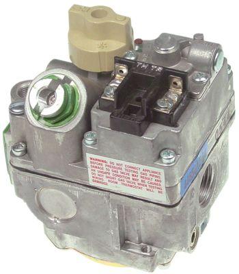 βαλβίδα αερίου παροχή 24VAC παροχή 12VDC 50/60 Hz είσοδος αερίου 1/2
