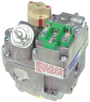 βαλβίδα αερίου παροχή 220/240 VAC παροχή  -VDC 50/60 Hz είσοδος αερίου 1/2