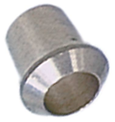 σύνδεσμος συγκόλλησης τύπος PEL21  ø σωλήνα 10mm