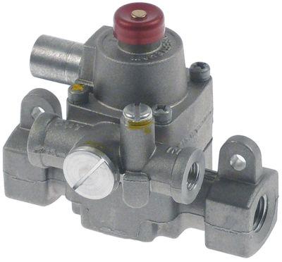 βαλβίδα ασφαλείας ROBERTSHAW  τύπος TS11J  εύρος πίεσης 34.5mbar είσοδος αερίου 1/4