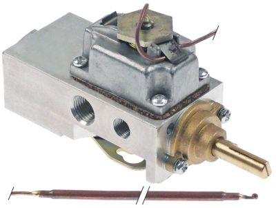 θερμοστατική βαλβίδα αερίου τύπος COMSA006  Μέγ. Θ 260°C