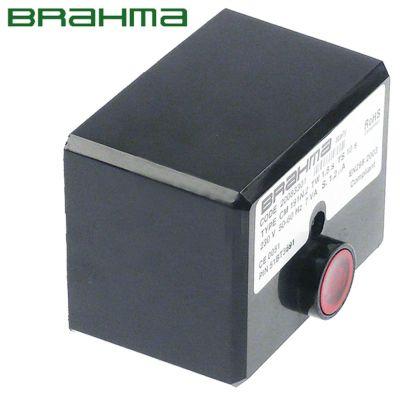 πλακέτα αυτόματού σπινθηρισμού BRAHMA  τύπος CM191.2  ηλεκτρόδια 2 χρόνος αναμονής 1,5s