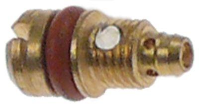 ακροφύσιο bypass εσωτερική ø 0,85mm σπείρωμα M4x0,5  SABAF