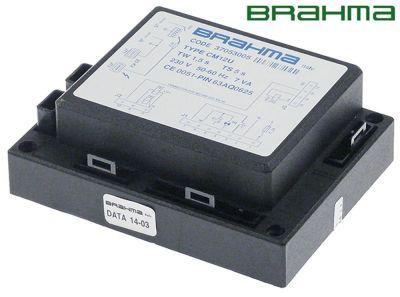 πλακέτα αυτόματού σπινθηρισμού BRAHMA  τύπος CM12U  ηλεκτρόδια 2 χρόνος αναμονής 1.5s