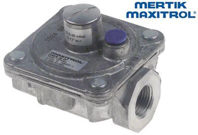 ρυθμιστής πίεσης αερίου RV48LM  χώρες UK  μέγ. πίεση εισόδου 0,1bar