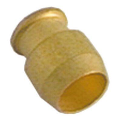 δακτύλιος κοπής για ø σωλήνα 6mm  Ποσ. 5 τεμ. για πιλότο καυστήρα