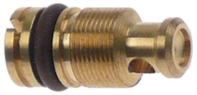 ακροφύσιο bypass τύπος PEL23/24  εσωτερική ø 2,8mm σπείρωμα M8x0,5