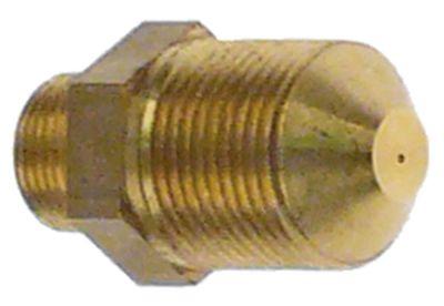 ακροφύσιο αερίου T1: M14x1  T2: M10x0,75  ΜΚ 14 εσωτερική ø 0,6mm Μ 26,5mm
