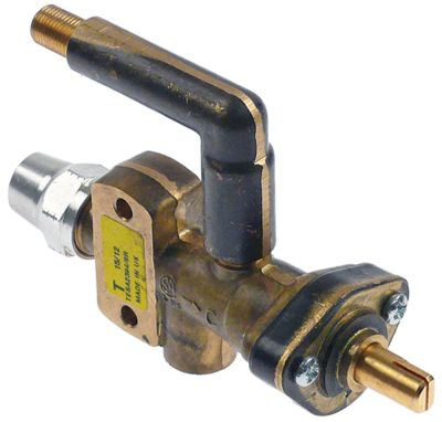 βαλβίδα αερίου TEDDINGTON  τύπος TESA2394/8R  είσοδος αερίου φλάντζα (σωλήνας ø 1/4