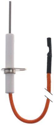 ηλεκτρόδιο ανάφλεξης μήκος φλάντζας 22mm πλάτος φλάντζας 15mm ø D1 8mm Μ1 30mm ΜΣ1 30mm