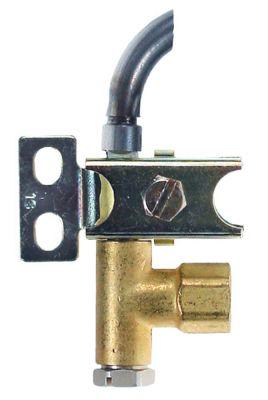πιλότος καυστήρα 1 φλόγα ø ακροφυσίου 0.2mm σύνδεση αερίου  -mm