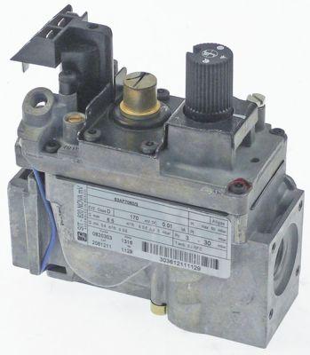 βαλβίδα αερίου σειρά Novasit 820  είσοδος αερίου 1/2″  έξοδος αερίου 1/2″  SIT