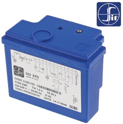 πλακέτα αυτόματού σπινθηρισμού SIT  τύπος 503EFD  ισοδ. αρ. 0.503.702  ηλεκτρόδια 2