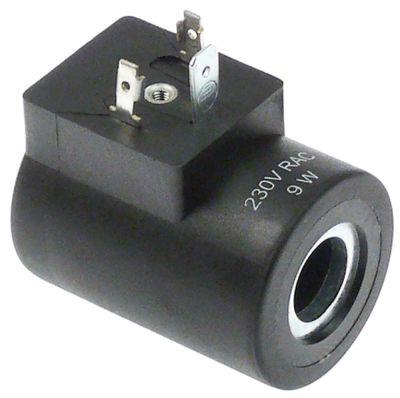 πηνίο 230VAC  TECNOCONTROL  τύπος πηνίου VRRMNC  ø έδρας 14mm προστασία IP65  9VA μέγ. 550mbar