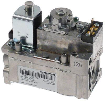 βαλβίδα αερίου τύπος VR4605C  230V 50Hz είσοδος αερίου φλάντζα 32x32mm έξοδος αερίου 1/2