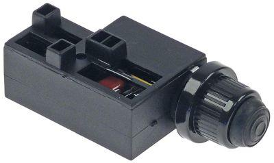 διακόπτης σπινθηριστή για τύπο μπαταρίας AA  1.5V ø διάταξης στερέωσης 22mm ενσωματωμένο βάθος 68mm