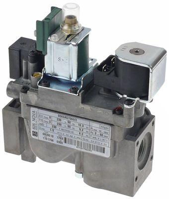 βαλβίδα αερίου SIT  σειρά Novasit 826  230V 50Hz είσοδος αερίου 1/2″  έξοδος αερίου 1/2″