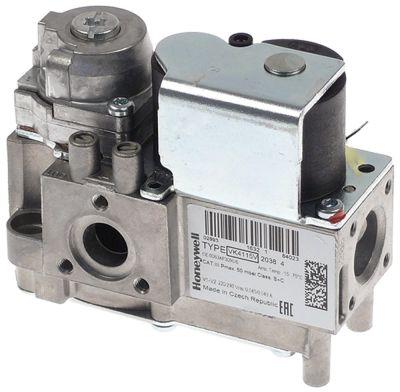 βαλβίδα αερίου τύπος VK4115V  220-240 V 50/60 Hz είσοδος αερίου φλάντζα 32x32mm