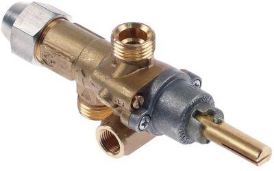 βαλβίδα αερίου AB  τύπος A60  είσοδος αερίου M16x1.5 (σωλήνας ø 10mm)