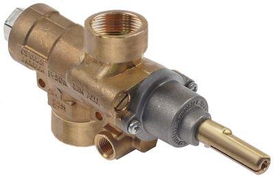 βαλβίδα αερίου AB  τύπος A63C  είσοδος αερίου 3/4