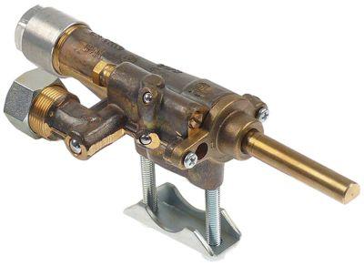 βαλβίδα αερίου COPRECI  τύπος CAL-24200  είσοδος αερίου φλάντζα σωλήνα ø21mm