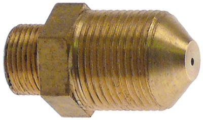 ακροφύσιο αερίου T1: M14x1  T2: M10x0,75  ΜΚ 14 εσωτερική ø 0,9mm LPG Μ 26,5mm