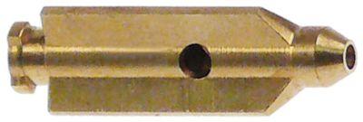 εσωτερικό ακροφύσιο εσωτερική ø 0.8mm τύπος EGA/PEL22