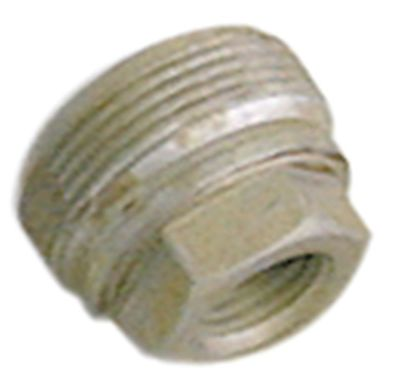 παξιμάδι T1: M8x1  T2: M20x1  για μονάδα μαγνήτη κατάλληλο για BABYSIT, COMPOSIT