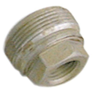παξιμάδι T1: M9x1  T2: M20x1  για μονάδα μαγνήτη κατάλληλο για BABYSIT, COMPOSIT