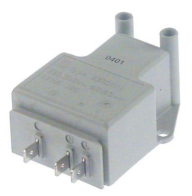 γεννήτρια σπινθηριστή έξοδοι 2 230VAC  είσοδος F6,3x0,8  έξοδος F2,8x0,8  1,7VA 50Hz