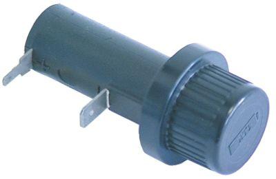 στήριγμα μπαταρίας για τύπο μπαταρίας AA  1.5V ø διάταξης στερέωσης 22mm