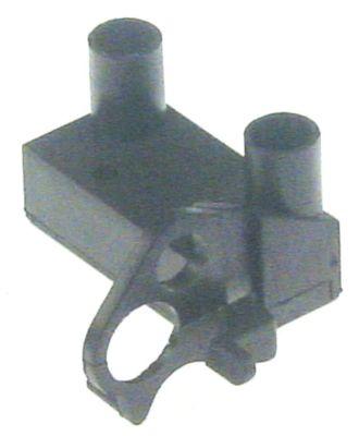 διακόπτης σπινθηριστή 1NO  ø διάταξης στερέωσης  -mm σύνδεσμος F2,8x0,8