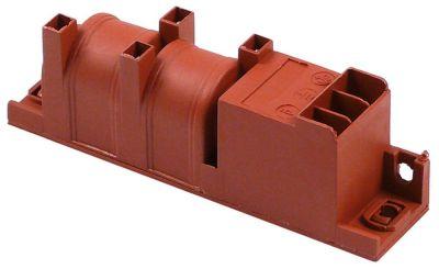 γεννήτρια σπινθηριστή έξοδοι 4 1,5 V/DC  διαστάσεις 111x23x34 mm απόσταση στερέωσης 100mm