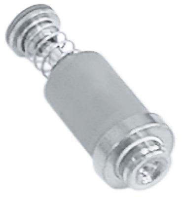 μαγνητική επαφή Μ 27mm ø D1 12.5mm ø D2 8.5mm κατάλληλο για JUNKERS/EGA/MADEC/SABAF βασικό