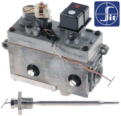 θερμοστατική βαλβίδα αερίου χωρίς παρελκόμενα SIT  τύπος MINISIT 710  Μέγ. Θ 200°C 60-200 °C