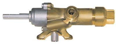 βαλβίδα αερίου SKG  χωρίς σύνδεση για φλόγα ανάφλεξης