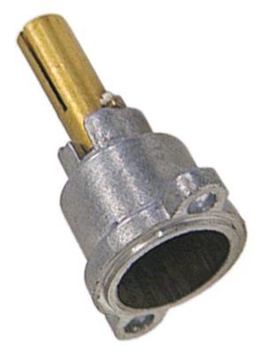 άξονας βαλβίδας αερίου ø άξονα 8x6,5 mm Μ άξονα 22/15 mm επίπεδος άξονας πάνω/κάτω