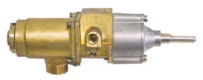 βαλβίδα αερίου MAW  τύπος 7564 είσοδος αερίου M22x1,5  έξοδος αερίου M22x1,5