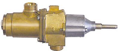 βαλβίδα αερίου MAW  τύπος 7640 είσοδος αερίου M22x1,5  έξοδος αερίου M22x1,5