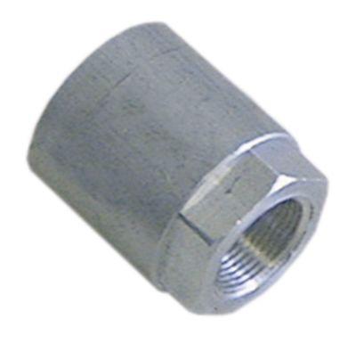 προστατευτικό κάλυμμα για βαλβίδα ασφαλείας σπείρωμα M12x0,75  ø αναγν. 18mm Μ 24mm αλουμίνιο