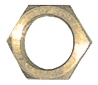 παξιμάδι σπείρωμα M12x0,75  H 2mm ΜΚ 16 ορείχαλκος Ποσ. 1 τεμ.