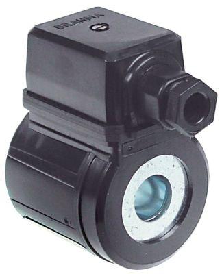 ηλεκτρομαγνητική βαλβίδα 230VAC  20VA ø έδρας 17mm τύπος πηνίου 13747002 BRAHMA